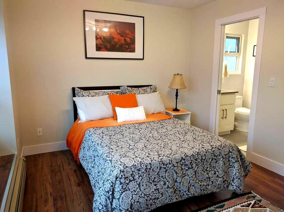 Clean & Quiet Room-Central Location - Vancouver - Dom