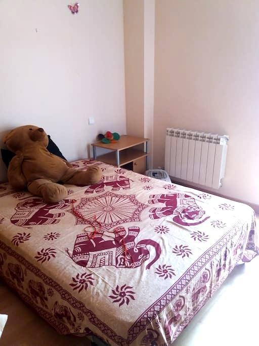 Double room/Habitacion doble - Burgos - House