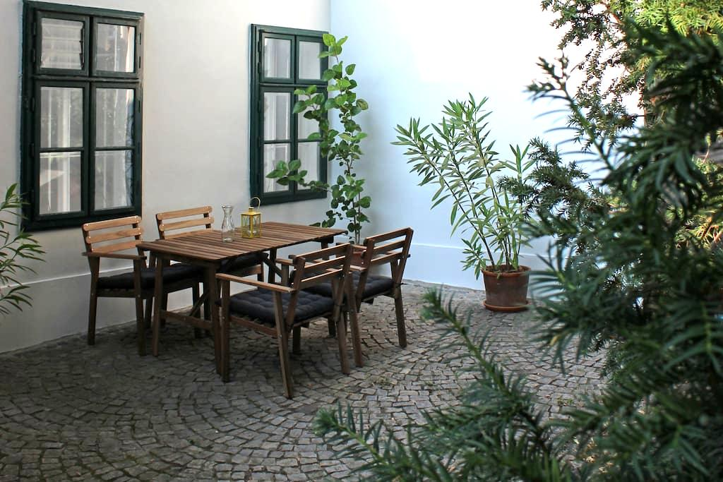 Quiet garden flat in a historic house - Wien