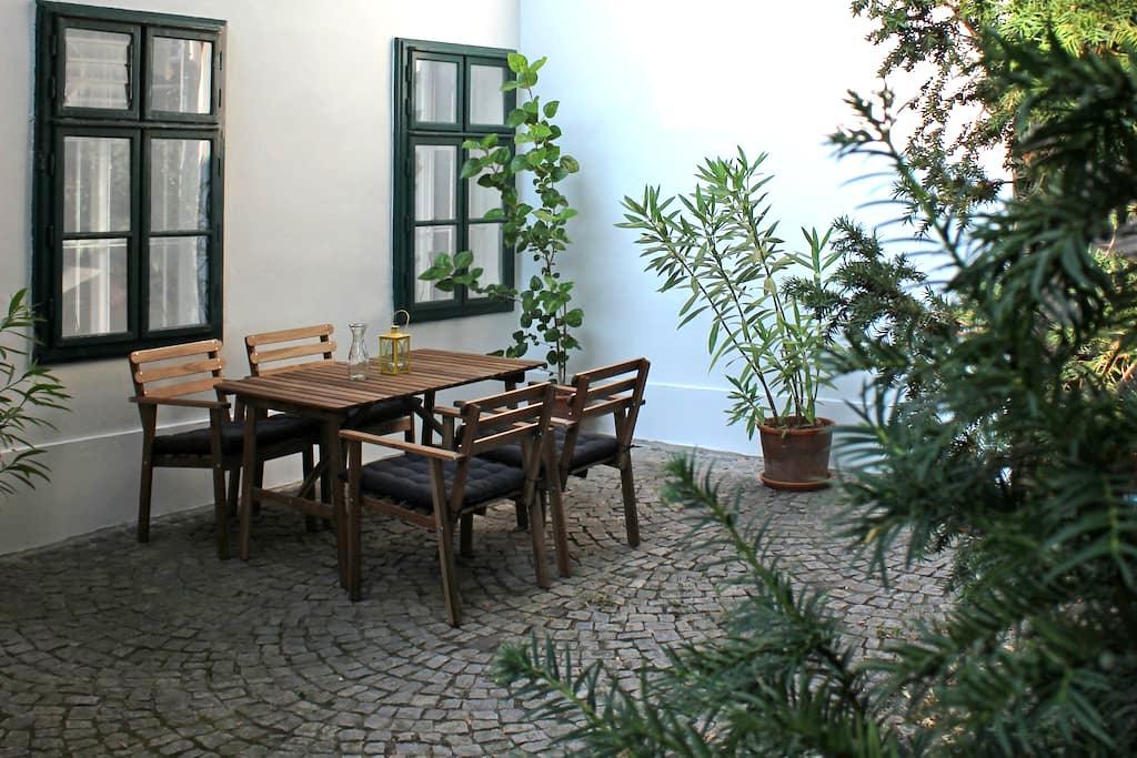 Quiet garden flat in a historic house - Vídeň