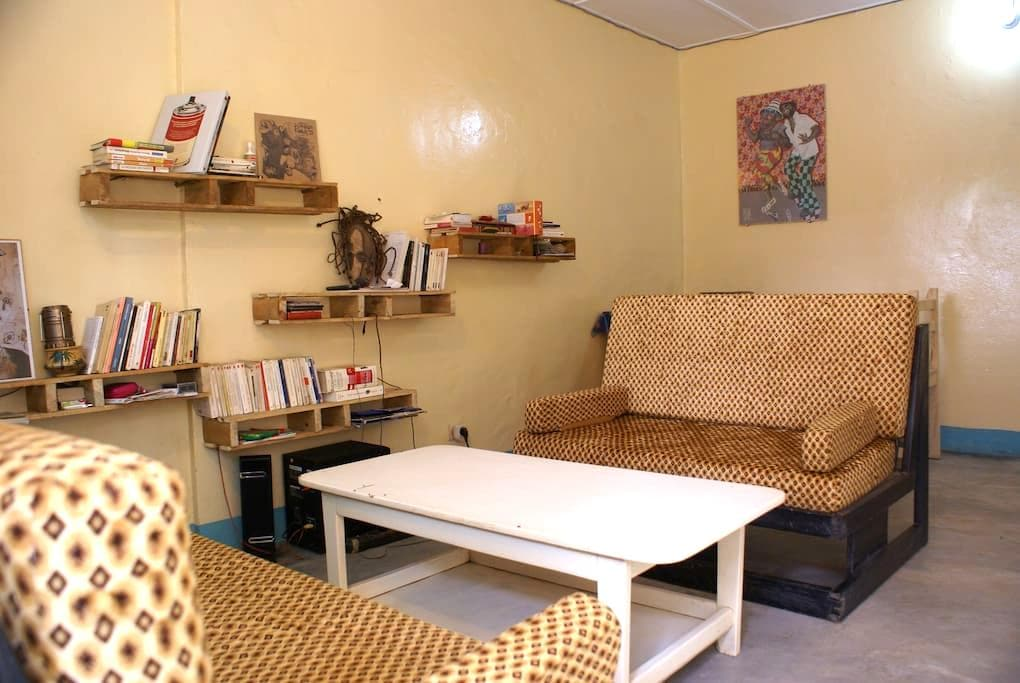 Chez les Zongo - Ouagadougou - Apartamento