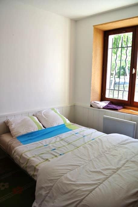 chambre chez l'habitant - Roquefort - Huis