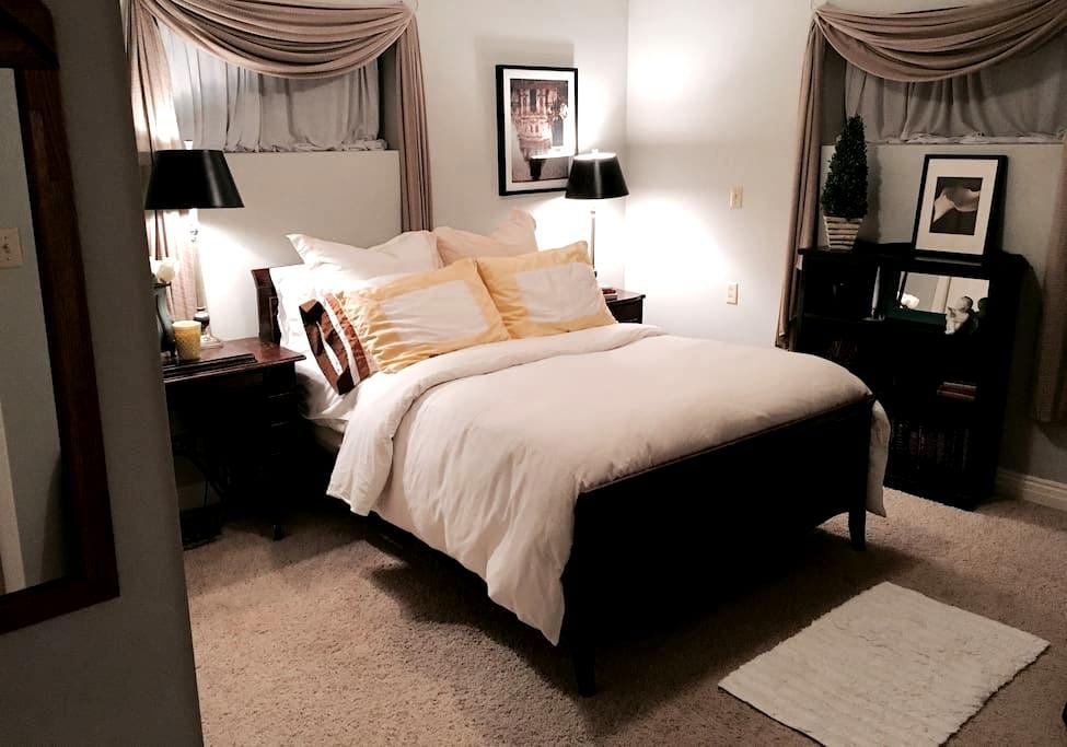 Empty Nesters With Rooms To Spare - Cedar City - Hus