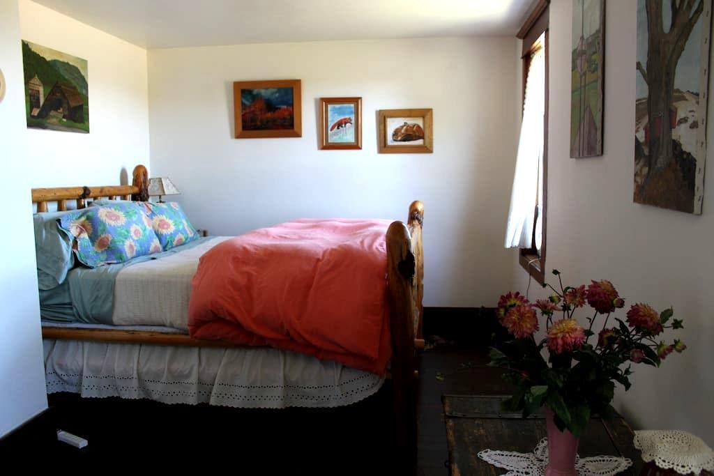 Sublime Farm Stay - Airbnb Room - Sublimity - Penzion (B&B)