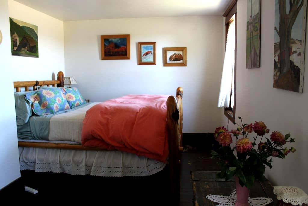 Sublime Farm Stay - Airbnb Room - Sublimity - Aamiaismajoitus