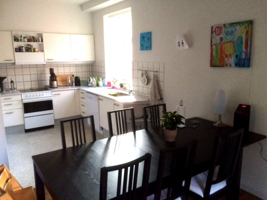 Small place close to it all - Sønderborg - Apartamento