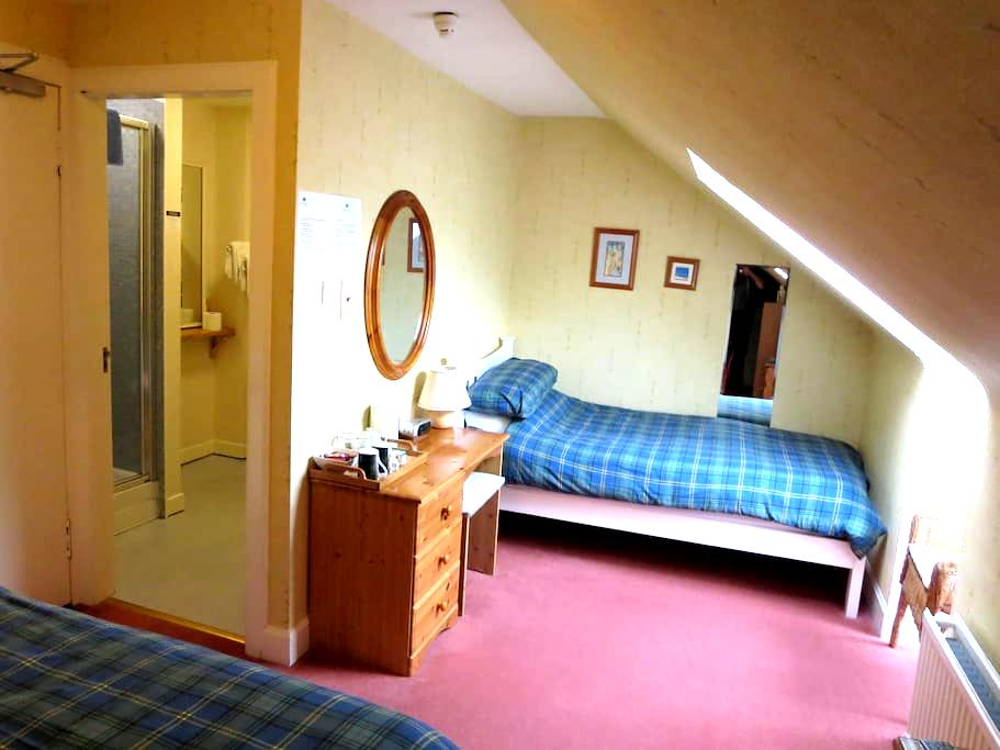 Guest House (Rm1), Centre Stirling - Stirling - Bed & Breakfast