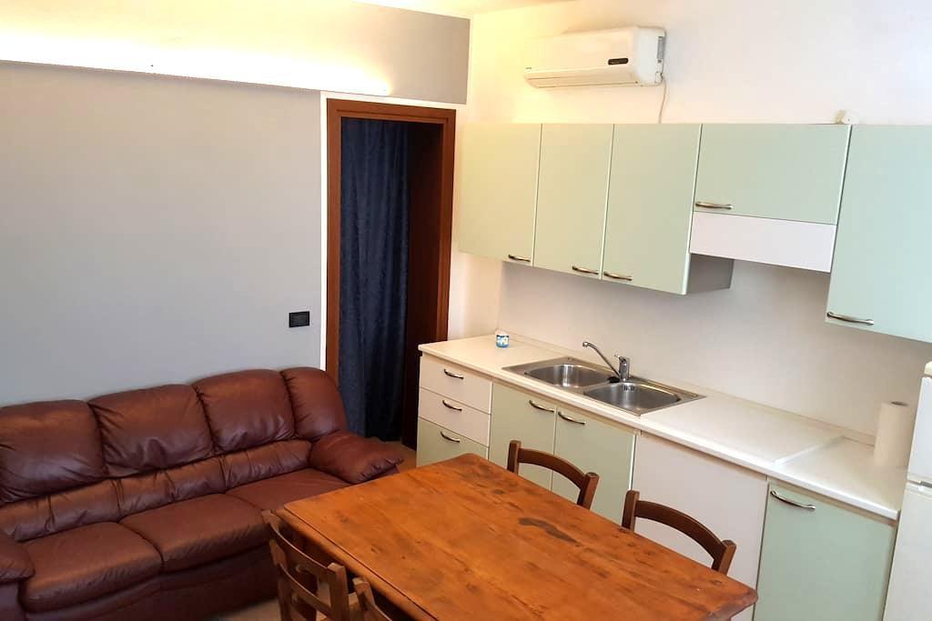 Appartamento indipendente, park privato, in centro - Rovigo - Departamento