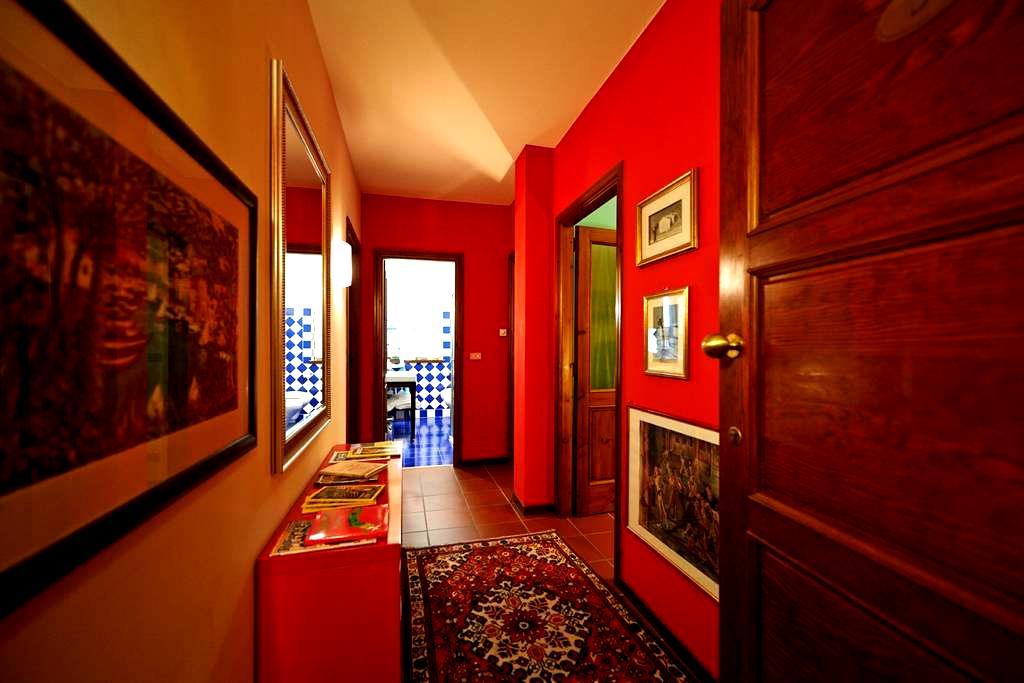 Appartamento Centro Storico 4 posti - Monforte D'alba - Apartamento