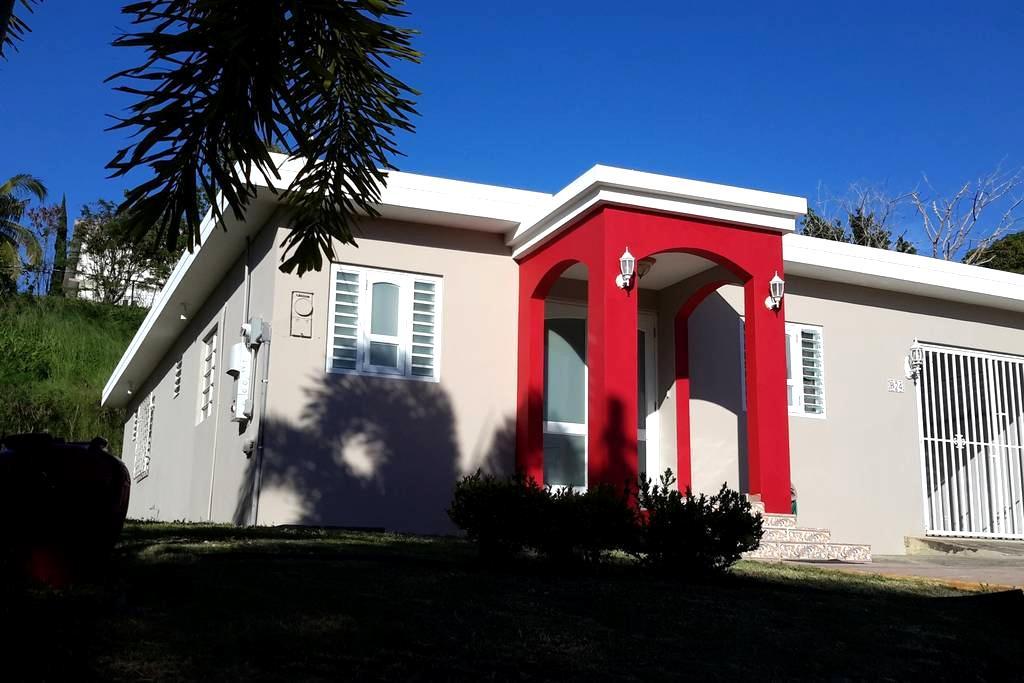 Bedroom near Ponce area. - Juana Díaz - House