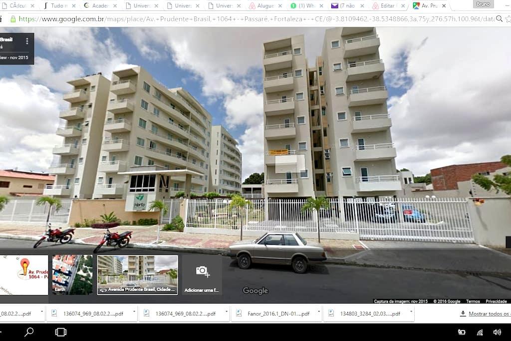 Apartamento Passaré - Fortaleza - Rumah