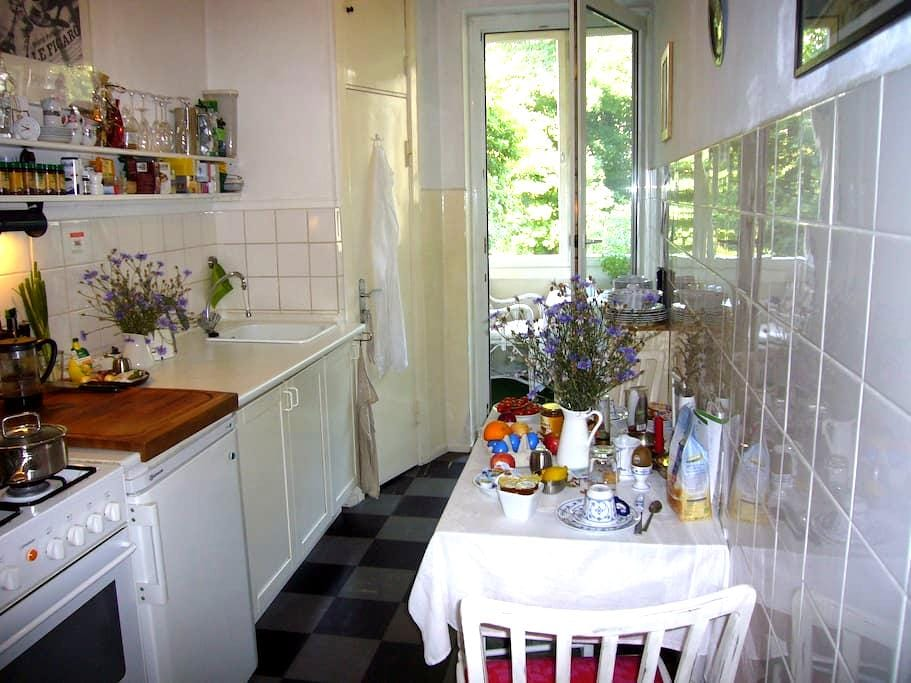 Bed & Bio-Breakfast & Stadtvillenviertel - Brema - Bed & Breakfast