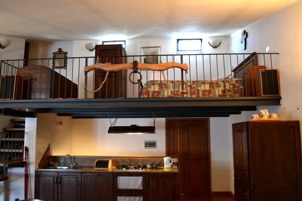 Lo Studio Loft Gaiole in Chianti - Gaiole In Chianti - Loft