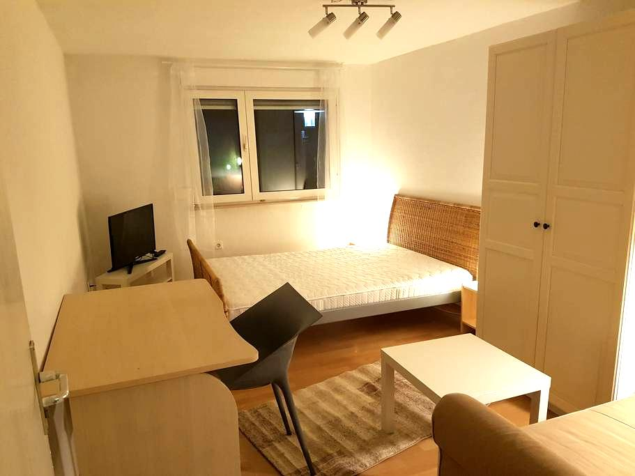 Zimmer Nr. 1  bis 2 Personen in Pfungstadt Mitte - Pfungstadt - Wohnung