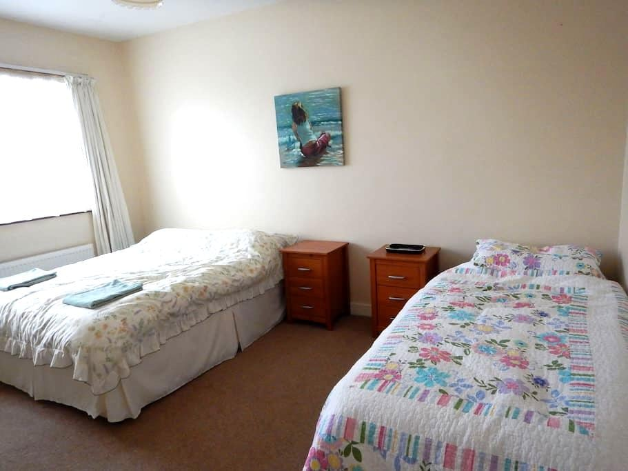 Room in Family Bungalow, Liscannor - Liscannor - Rumah