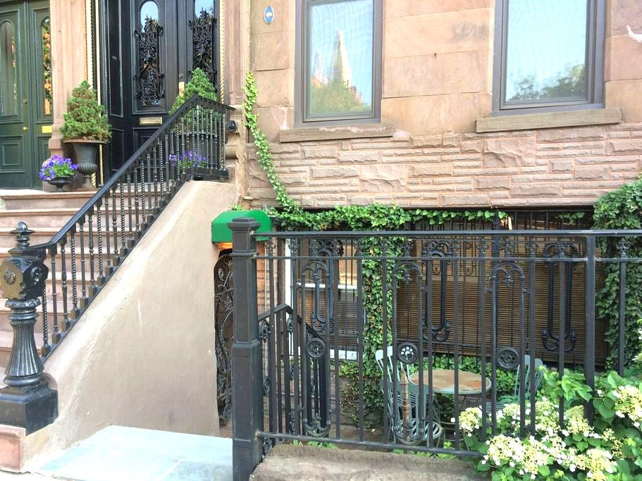 Beautiful Victorian brownstone - Hartford - Apartamento