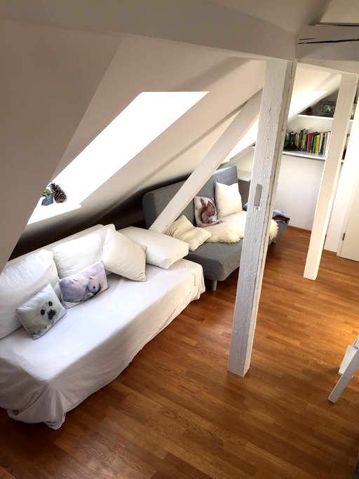gemütliches 1 Zimmer Appartement - Stuttgart