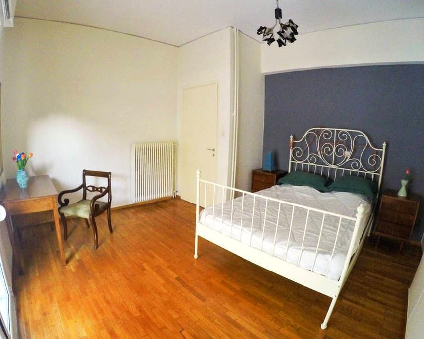 Cozy Apartment, Panormou Metro Station - Athina - Byt