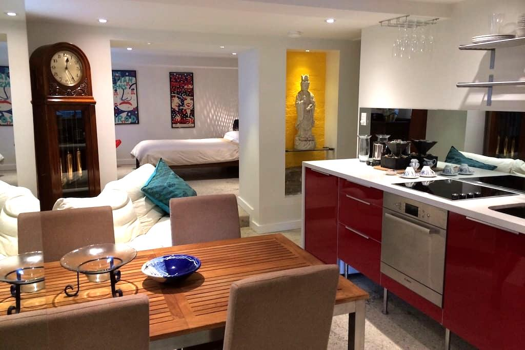 BEAUMELSYN - an Oasis in Glebe - Glebe - Apartament