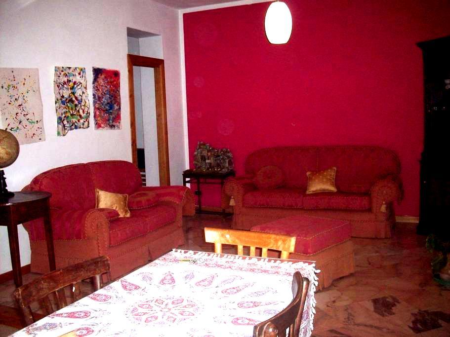 """Appartamento """"Tana Rossa"""" - Camigliatello Silano - Pis"""
