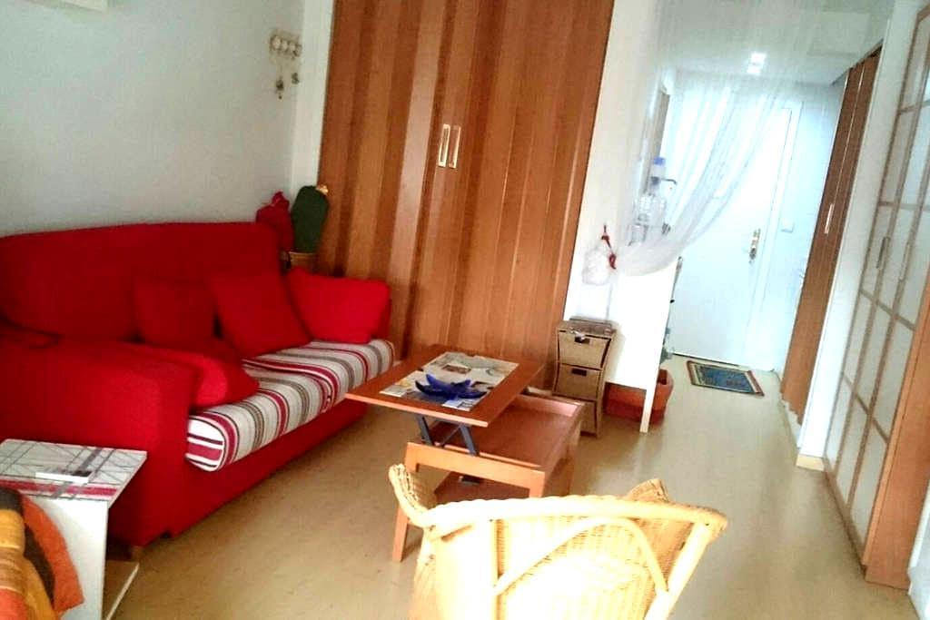 Bonito estudio a 50 m de la playa - Torre del Mar - Apartment
