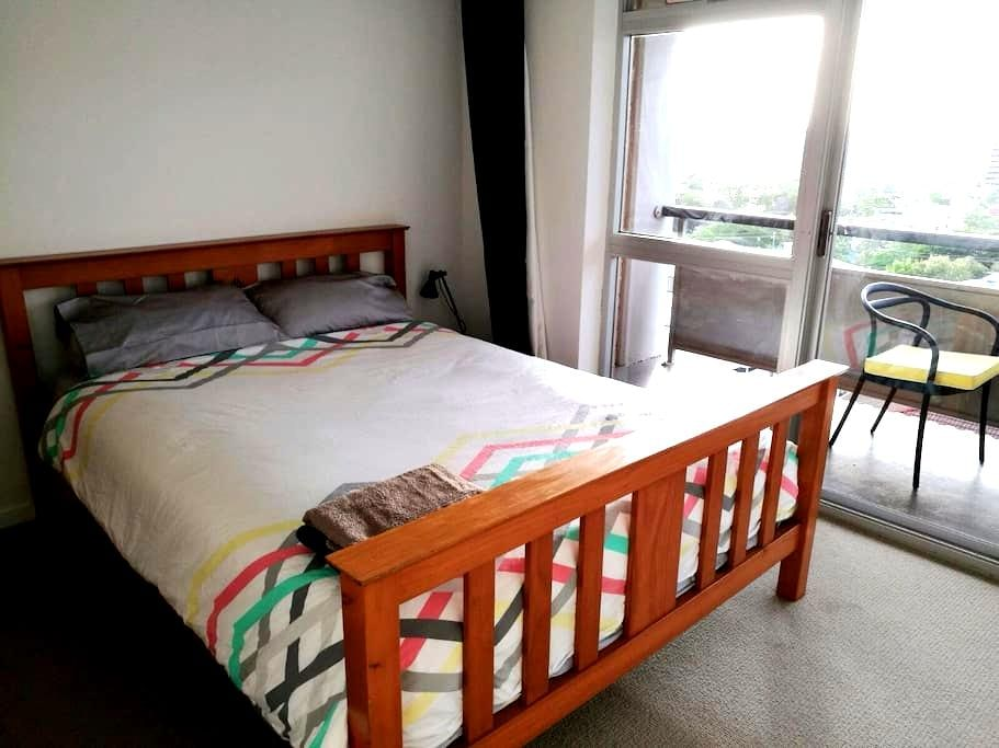 Room with a beautiful view - Highgate Hill - Apartamento