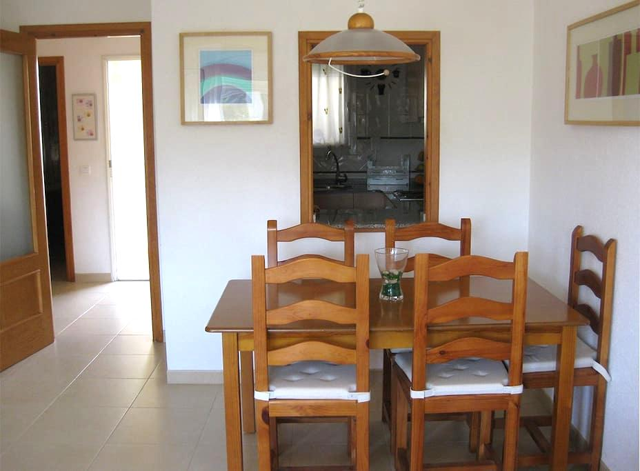 Nice family apartment surrounded by fabulous coves - Calafat - 公寓