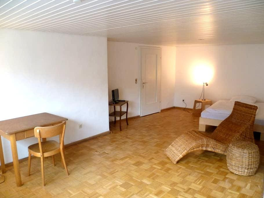 Beautiful Room in the old town - Staufen - Wohnung