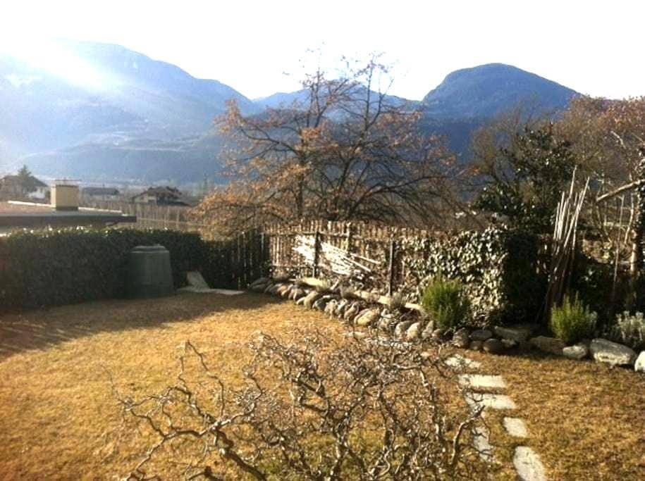 Traum Unterkunft zwischen Bozen und Meran - Vilpiano - Apartemen
