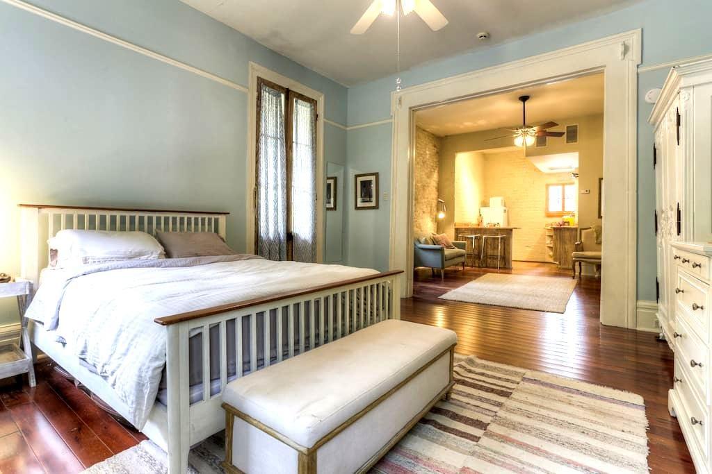 Historic NOLA Studio Apt - New Orleans - Apartment