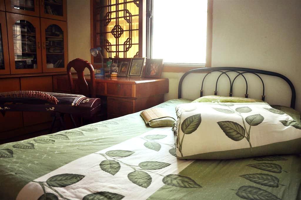 临杜甫草堂金沙的温馨居室限女性 Sweet home near Jinsha Famle only - Chengdu - Apartamento