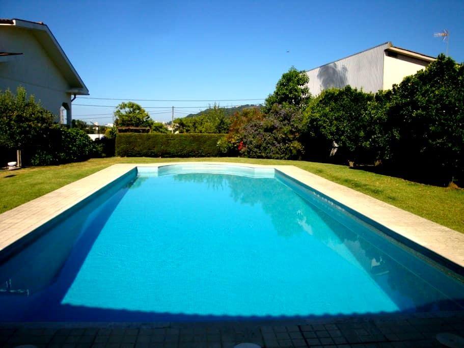Maison avec piscine partagée - Viana do Castelo - House