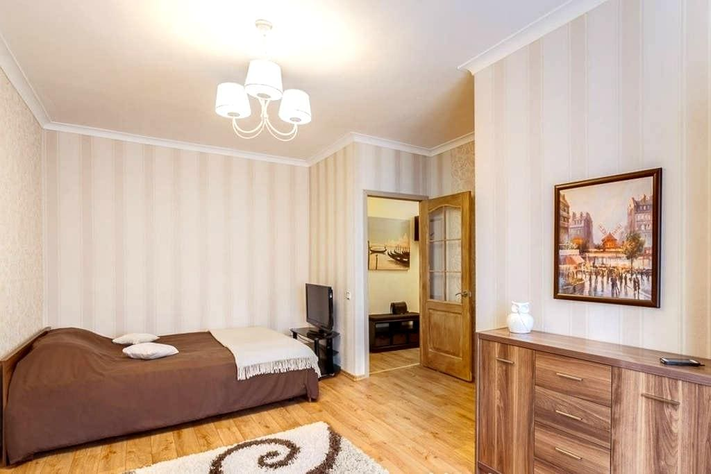 """Gallery"" one room apartment - Kharkiv"