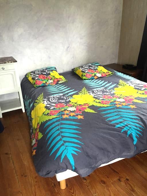 Chambre dans maison individuelle - Péronne-en-Mélantois - Ház