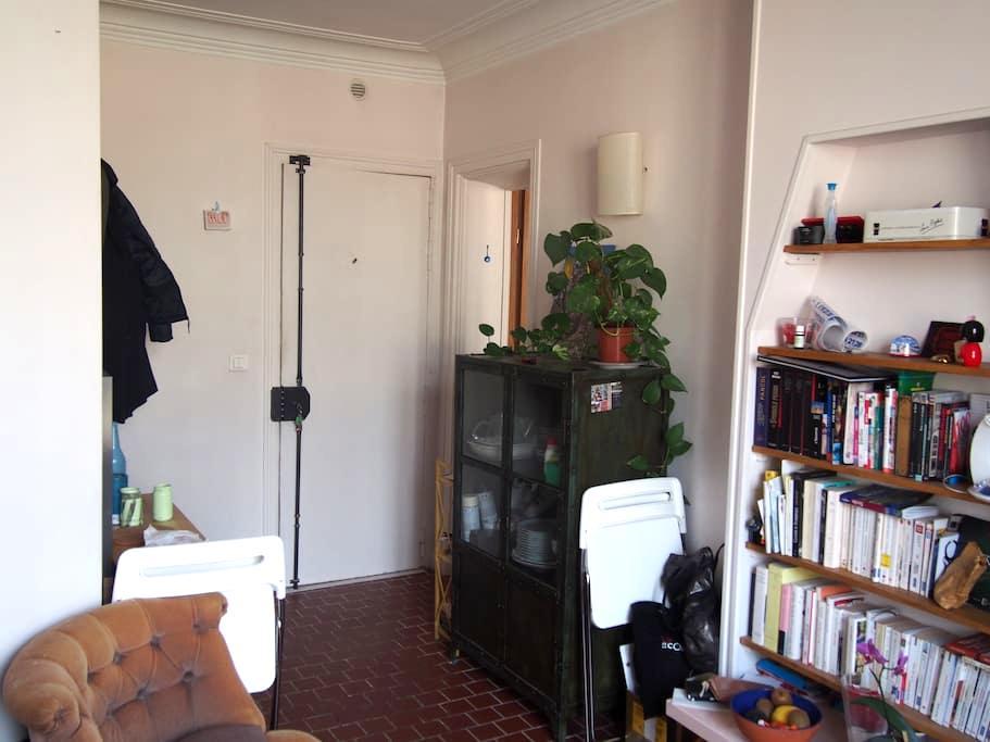 Charmant appartement avec balcon - Paris