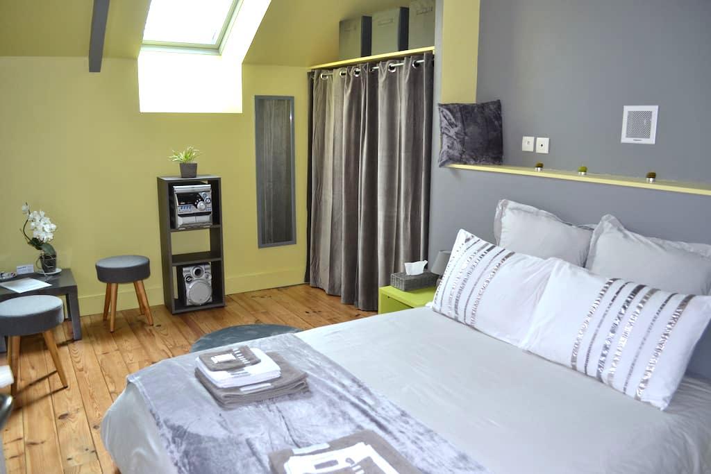 Chambre d'hôte entre St Malo/Mont St Michel - Epiniac - Haus