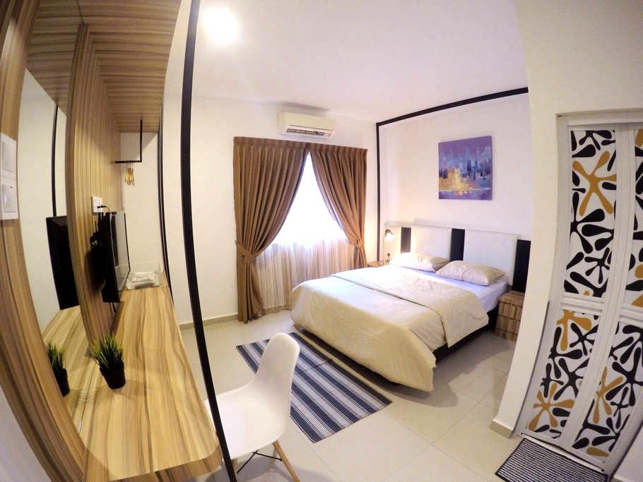 STRAITS INC HOTEL & SERVICE APRTMNT - Melaka - Bed & Breakfast