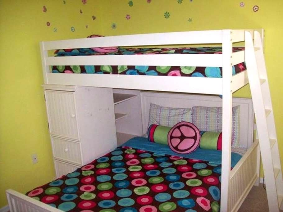 Rooms for rent in Disney World. - Kissimmee - Villa