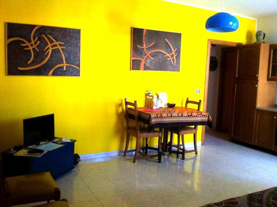 Warm, cozy and with a local feel - Alghero - Appartement