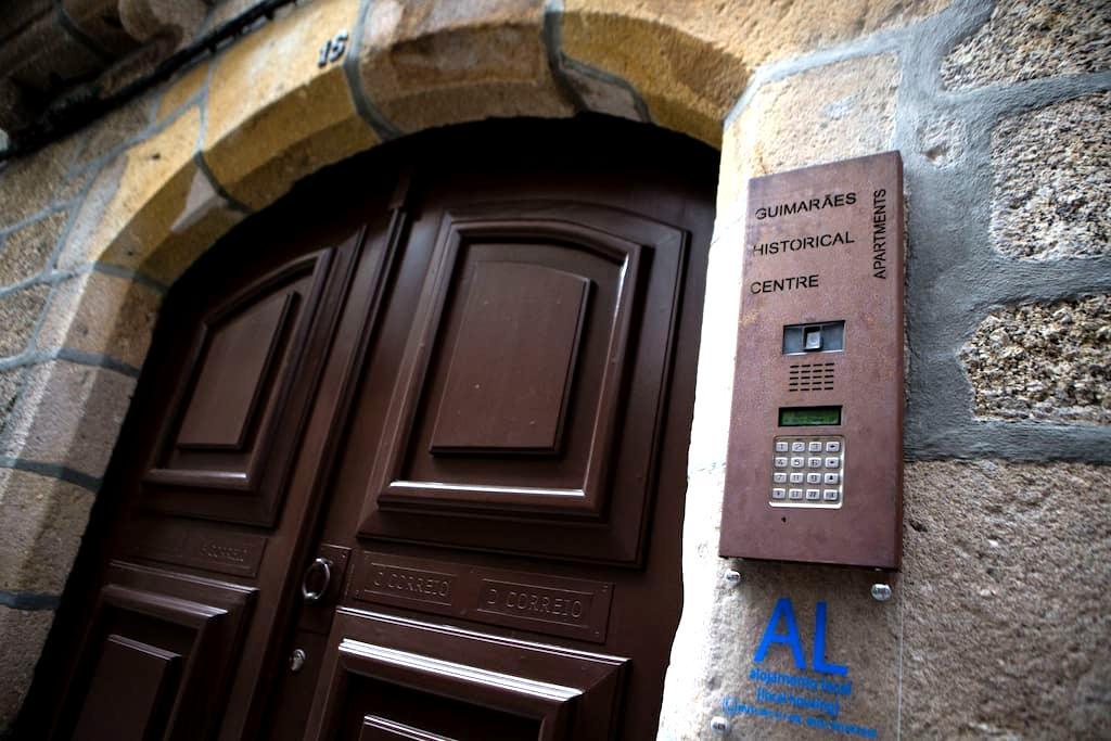 Guimaraes Historical Center Apartments A - Guimarães - Appartement