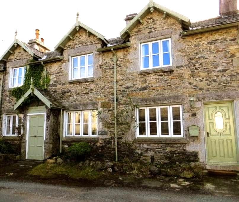 Beautiful Lakes Cottage - sleeps 6 - Newton in Cartmel - Casa