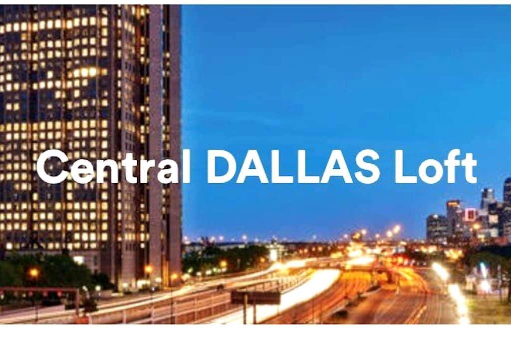 Central DALLAS Loft - Dallas - Loft