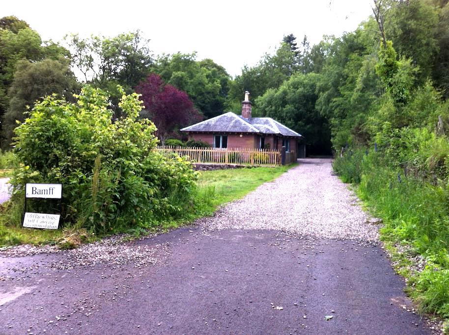 Gate Lodge, Bamff Estate - Alyth