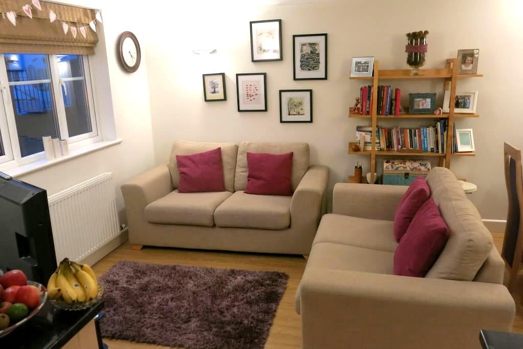 Great apartment near city centre - York - Apartemen
