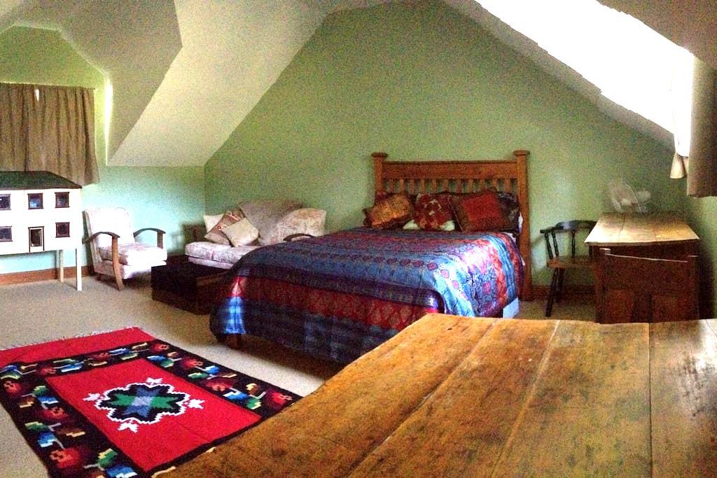 Large Loft room, quiet and peaceful - Mudgee - Дом