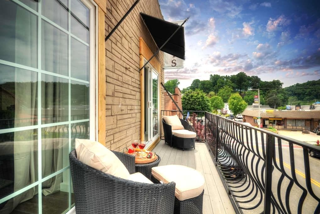 Suites By Madison - Bryson City - Hus