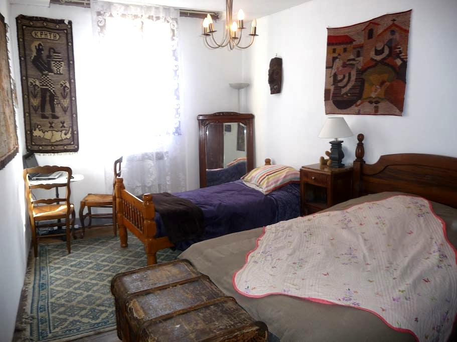 Maison en centre ville d'Arudy - Vallée d'Ossau - Arudy - 独立屋