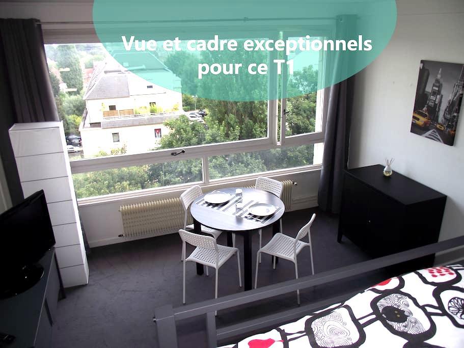 T1 dans résidence de standing Lille - Lille - Apartment