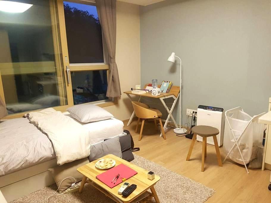 A nice place near gupabal stn. - eunpyeong - Apartmen