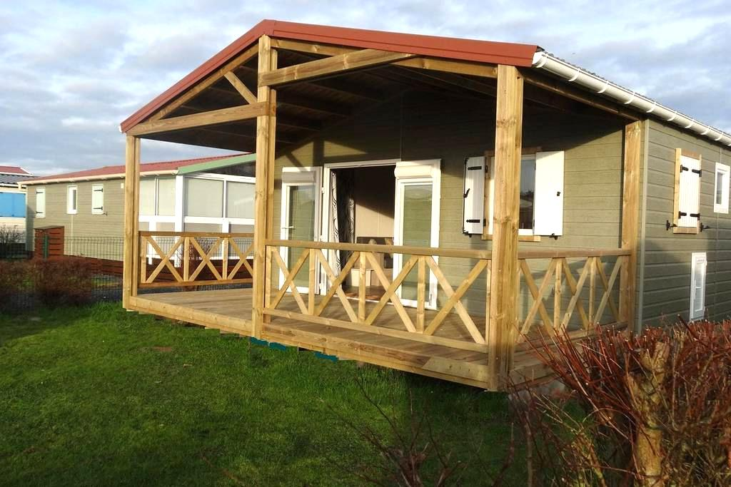 Cottage near D-Day beaches - Grandcamp-Maisy - Chalet